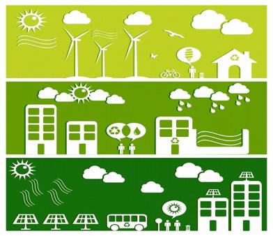 molinos de viento ecologicos
